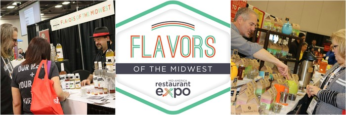 Flavors of the midwest banner