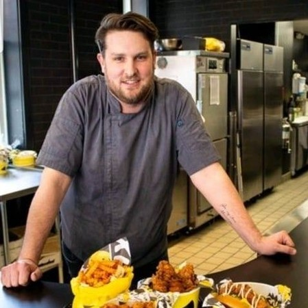 Chef Stephen Kovacic